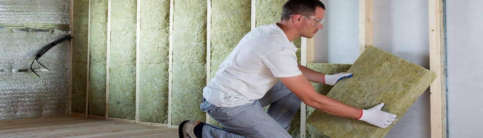 Indvendig isolering af vægge